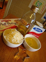 Puff Stars Ingredients