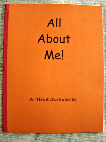 All About Me Printable Book | A to Z Teacher Stuff Printable