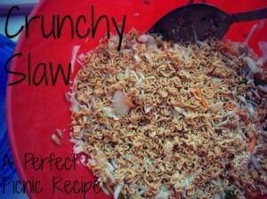 Crunchy Slaw