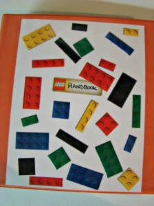 Lego Instruction Handbook