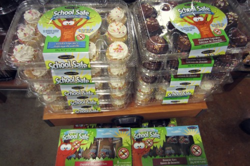 Whole Foods School Safe Treats