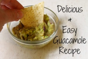 Delicious and Easy Guacamole Recipe