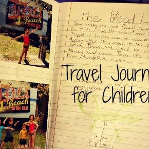 Travel Journals for Children