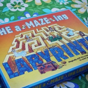 The Games We Play :: The aMAZEing Labyrinth by Ravensburger