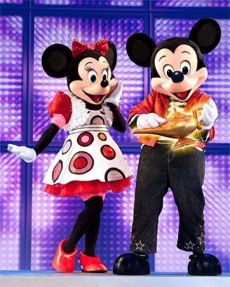 Disney Live Mickey and Minnie