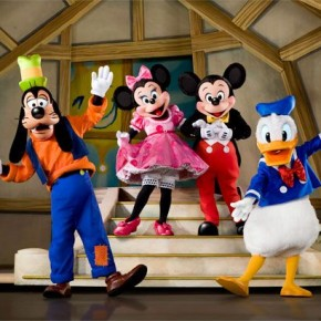 Disney Live :: Mickey's Music Festival {Giveaway CLOSED}