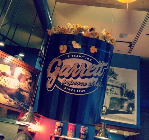 Chicago Garrett Popcorn