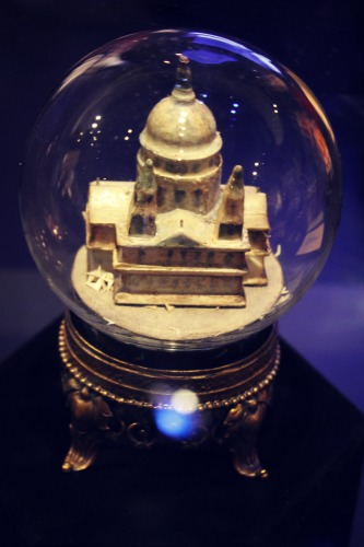 Museum of Science & Industry Snow Globe