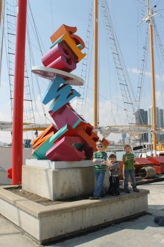 Navy Pier Sculpture