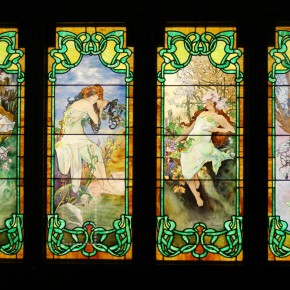 Chicago :: The Smith Museum of Stained Glass Windows