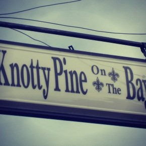 A Weekend Away and Dinner at Knotty Pine on the Bayou