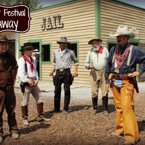 2016 Old West Festival {GIVEAWAY}