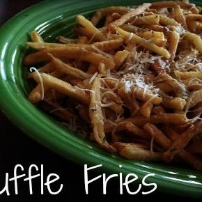 How to Make Truffle Fries