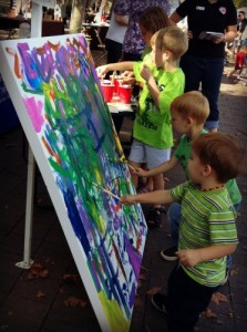 Bluegrass for Babies Painting