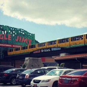 Jungle Jim's International Market :: Through Ella's Eyes