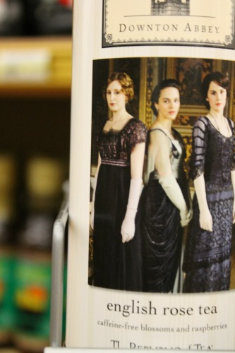Downton Abbey Tea!