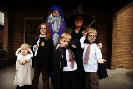 Harry Potter Costumes  sc 1 st  The Little Things Journal & Harry Potter Costumes :: Halloween 2014 - The Little Things Journal