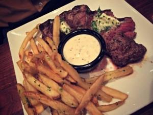 Moerlein Lager House Steak Frites