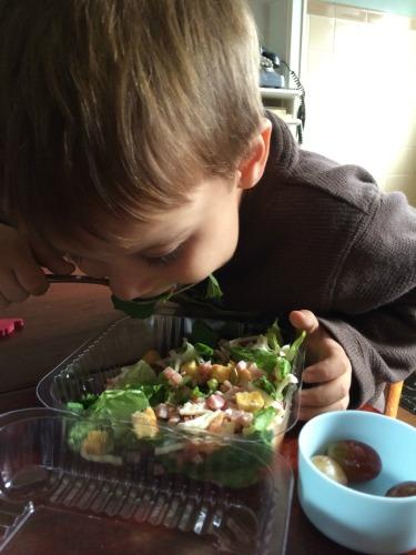 Salad Henry