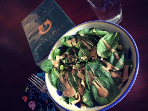 Seven Days of Salad 1