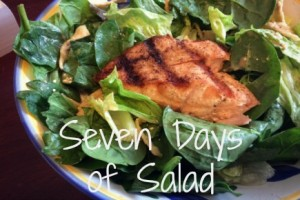 Seven Days of Salad