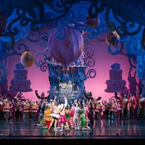 Cincinnati Ballet's Nutcracker