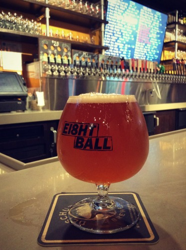 Ei8ht Ball Brew