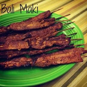 Tasty Appetizer :: Bali Maki