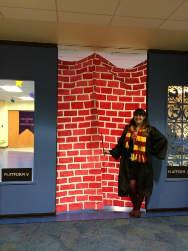 Harry Potter Party At The Kenton County Public Library