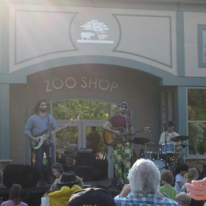 Tunes and Blooms at the Cincinnati Zoo
