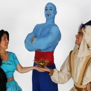 The Children's Theatre Presents Disney's Aladdin JR.  {GIVEAWAY}