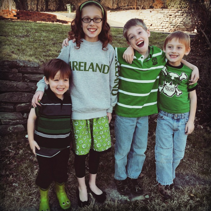 Little Leprechauns