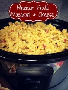 Mexican Fiesta Macaroni & Cheese