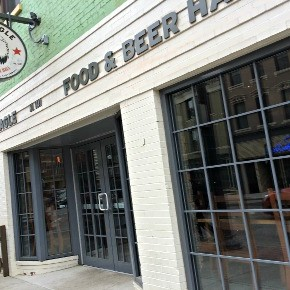 The Eagle Food & Beer Hall
