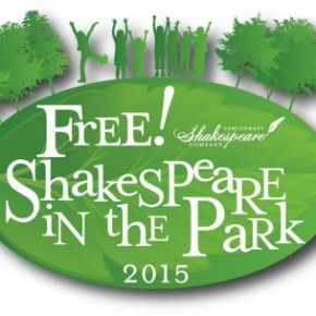 2015 Free Shakespeare in the Park presented by Cincy Shakes