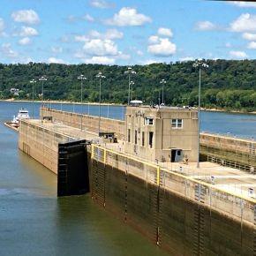 The Markland Dam