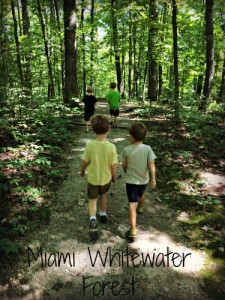 Miami Whitewater Forest