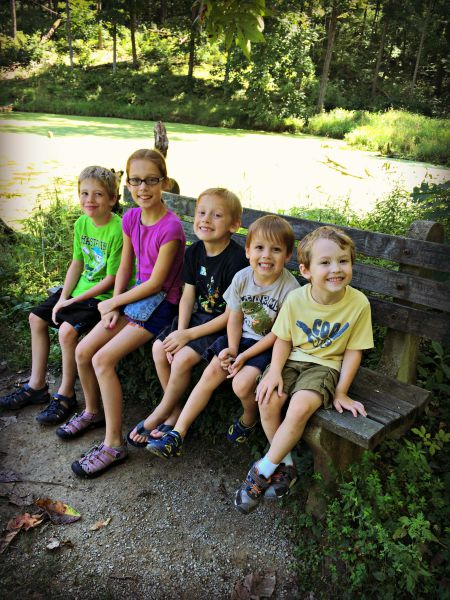 Miami Whitewater Forest Cousins