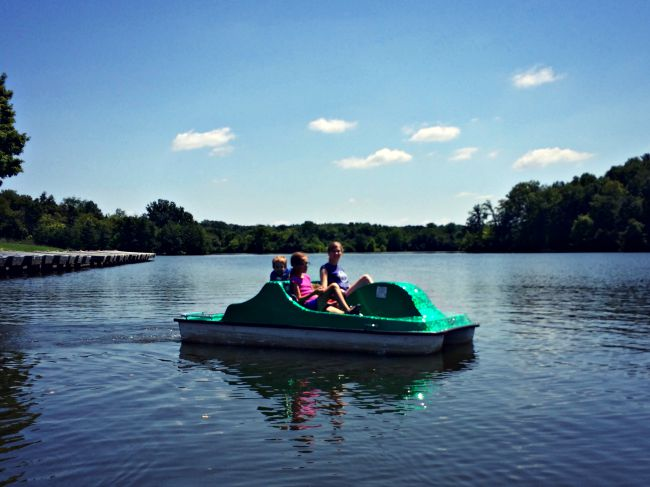 Miami Whitewater Forest Pedalboat 2