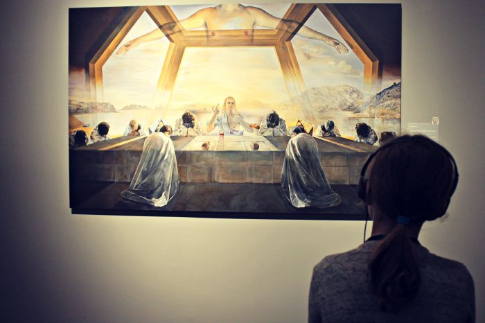 The Dali Museum Last Supper