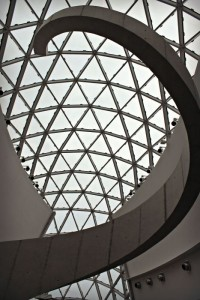 The Dali Museum Stairwell