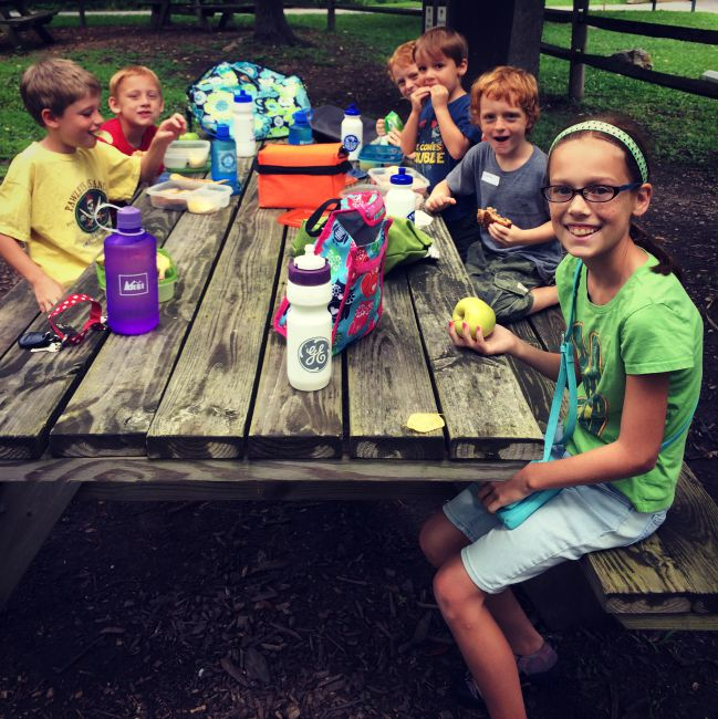 Cincinnati Nature Center Picnic