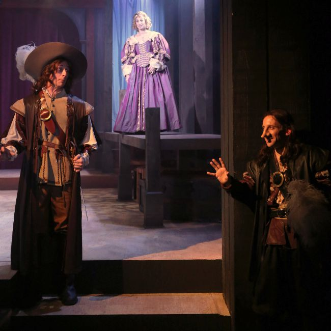 the perfect example of a protagonist cyrano de bergerac Cyrano de bergerac (1897) by edmond rostand 2 major characters and their descriptions the three major characters in the well-known love triangle are.