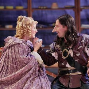 Cyrano de Bergerac presented by the Cincinnati Shakespeare Company