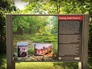Wolsing Trails Preserve