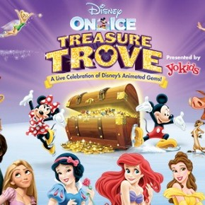 Disney on Ice presents: Treasure Trove {GIVEAWAY}