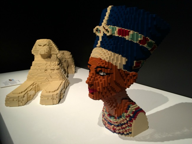 The Art of the Brick Egypt