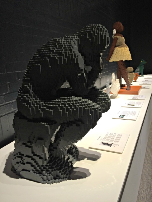 The Art of the Brick Thinker