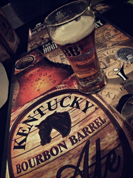 BB Riverboats Craft Beerfest KY Bourbon Barrel Ale