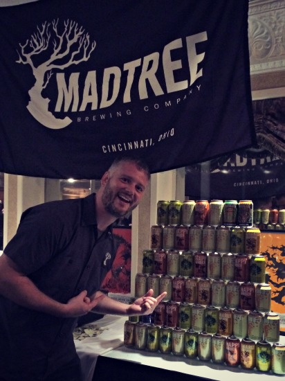 BB Riverboats Craft Beerfest Madtree